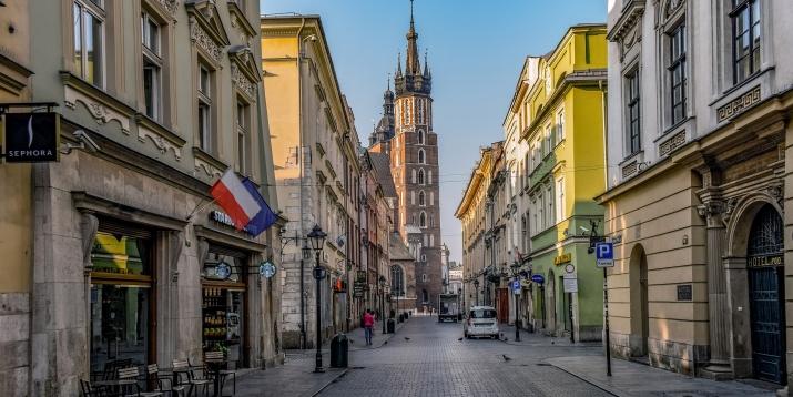 Что можно посмотреть в окрестностях Кракова - путеводитель с информацией о парковках