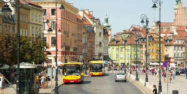 Что можно посмотреть в окрестностях Варшавы - путеводитель с информацией о парковке