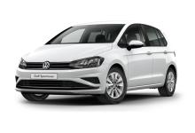Volkswagen Golf Sportsvan - Car rental warsaw, car rental cracow, car rental poland - Rent a car Warsaw and Cracow