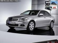 Mercedes C180 - Car rental warsaw, car rental cracow, car rental poland - Rent a car Warsaw and Cracow