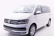 Volkswagen  Caravelle - wypożyczalnia samochodów Warszawa, Kraków - CENTRUM RENT a CAR