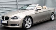 BMW 335i E93 - Car rental warsaw, car rental cracow, car rental poland - Rent a car Warsaw and Cracow