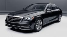 Mercedes-Benz S 400d - Car rental warsaw, car rental cracow, car rental poland - Rent a car Warsaw and Cracow