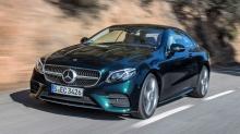 Mercedes-Benz E300 Coupe - Car rental warsaw, car rental cracow, car rental poland - Rent a car Warsaw and Cracow