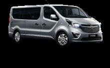 Opel Vivaro - Car rental warsaw, car rental cracow, car rental poland - Rent a car Warsaw and Cracow