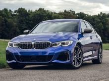 BMW 330i  - Car rental warsaw, car rental cracow, car rental poland - Rent a car Warsaw and Cracow