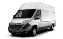 Citroen Jumper - Car rental warsaw, car rental cracow, car rental poland - Rent a car Warsaw and Cracow